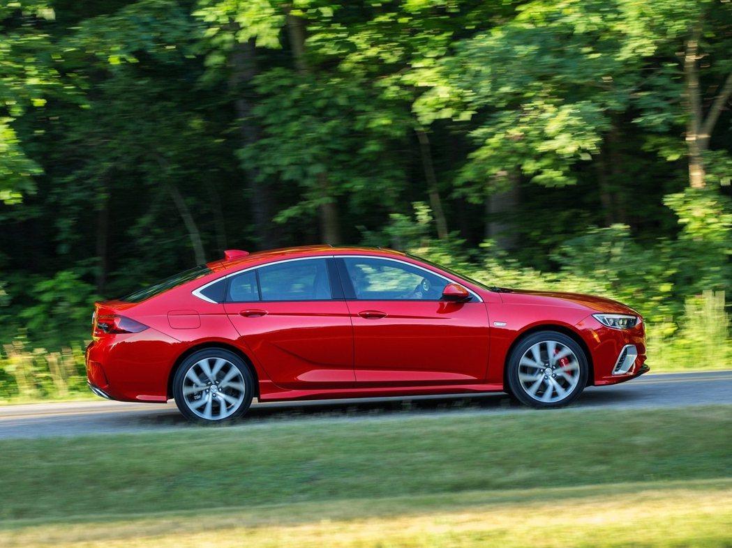 動力採用3.6升V6自然進氣引擎,最大馬力可達310hp。 圖片來源:Buick