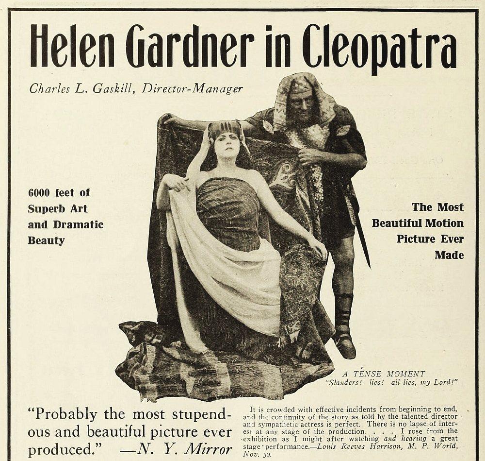 海倫賈德納自製自演「挨及皇后秘史」以文藝戲為主。圖/摘自imdb