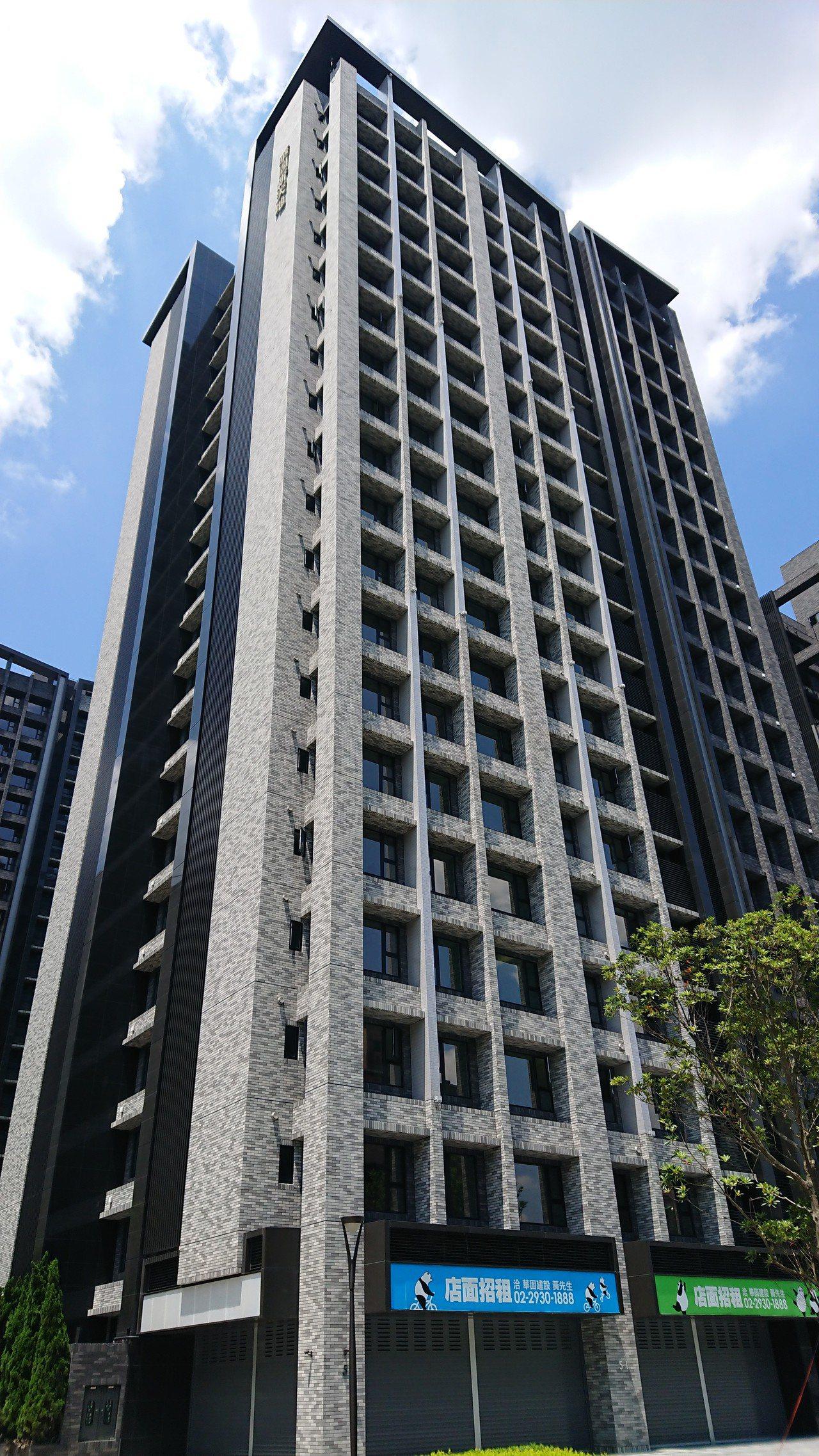 「華固新天地」是全台規模最大的地上權住宅案。陳美玲/攝影