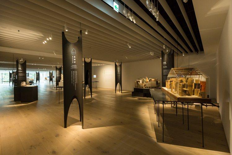 忠泰美術館探索建築與空間。圖/忠泰美術館提供