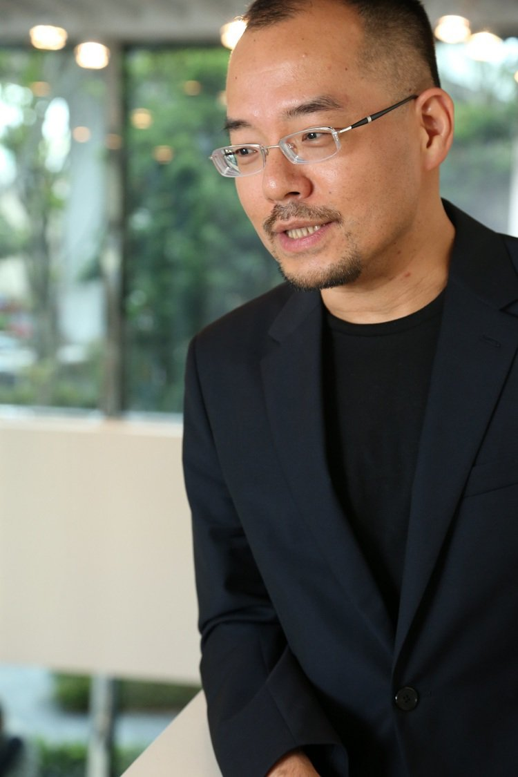 忠泰集團副董事長李彥良。圖/記者陳立凱攝影