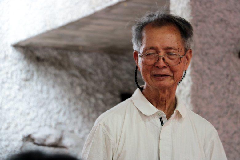 公東高工前校長黃清泰。 圖/圓神出版提供