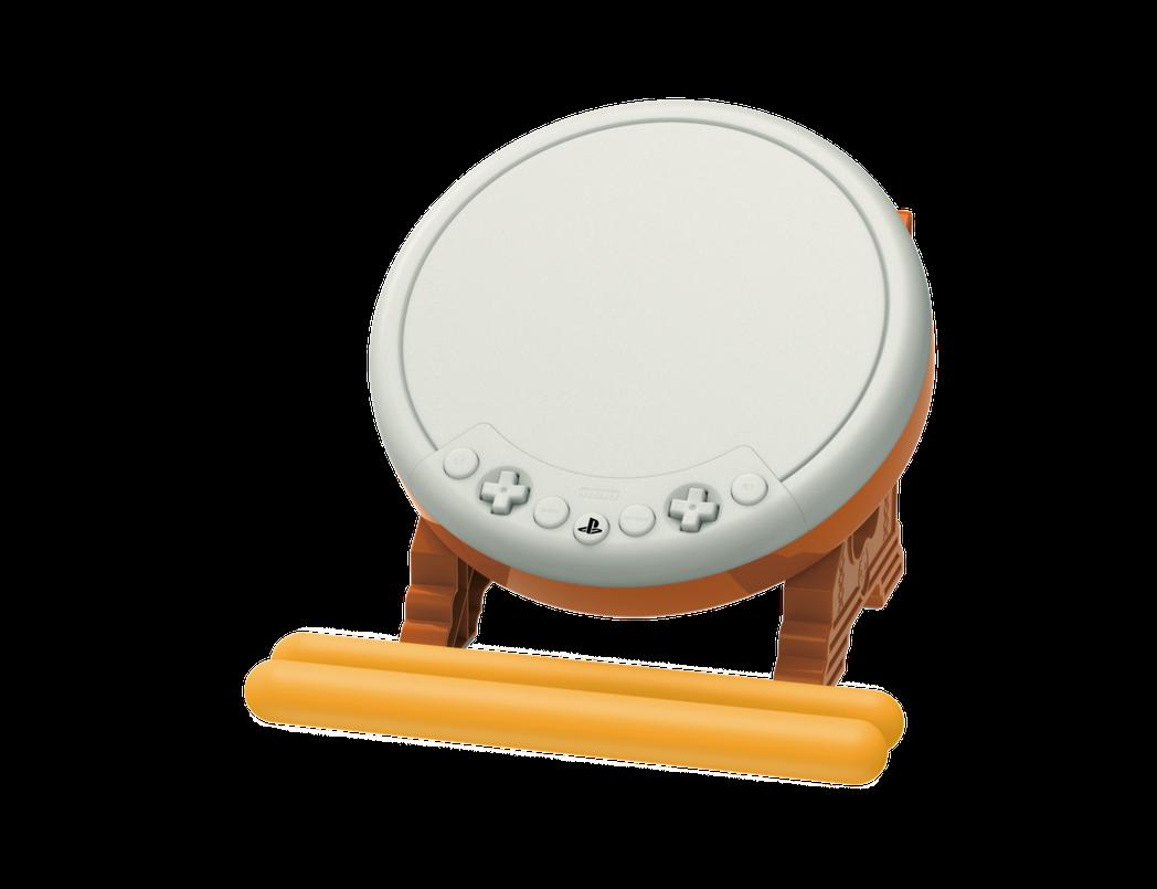 ※「PlayStation®4專用 太鼓與鼓棒組」為開發中的示意圖。※「Pl...