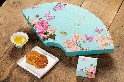 文華東方傳統廣式月餅。