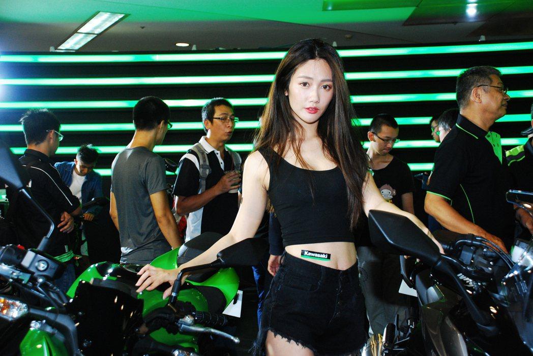 Lorie 羅羅。記者林昱丞/攝影