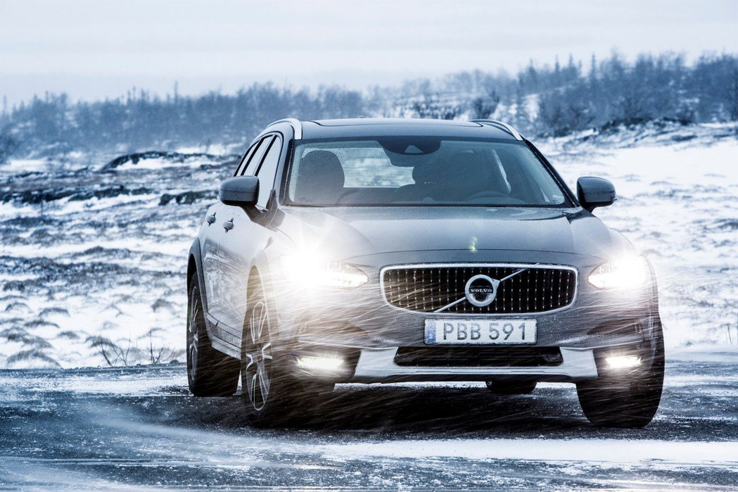 Volvo V90 Cross Country。圖/Volvo提供