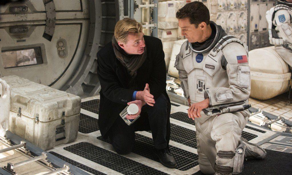 克里斯多夫諾蘭的「星際效應」曾被媒體譽為「一場美麗的太空旅行」。圖/華納兄弟提供