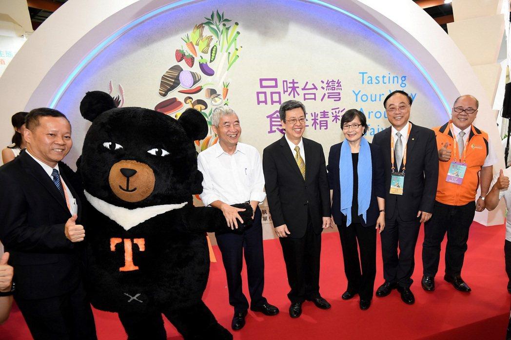 「台灣美食展」於7月21-24日在台北世貿一館舉辦,歡迎民眾一同來品嚐。圖/台灣