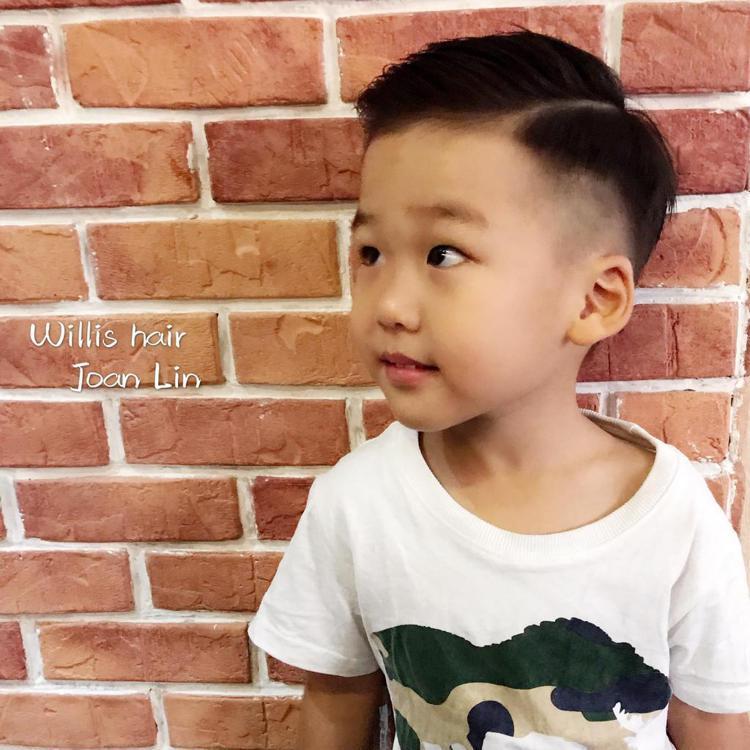 髮型創作/威利斯沙龍 - Joan Lin。圖/HairMap美髮地圖提供