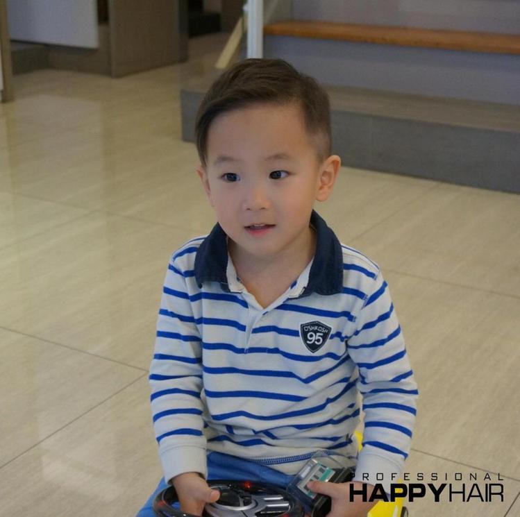 髮型創作/HappyHair美術館店 - Maggie Chang 。圖/Ha...