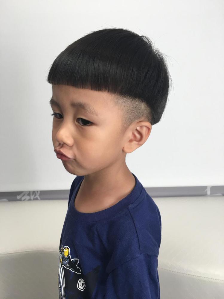 髮型創作/上越Hair Salon 文林店 - 許拉拉。圖/HairMap美髮地...