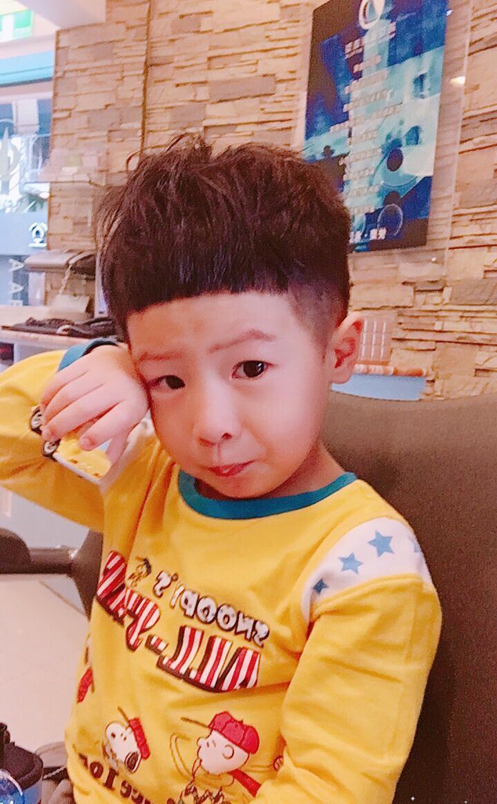 髮型創作/諾亞藝術造型 四維店 - Tiffany Hsu。圖/HairMap美...