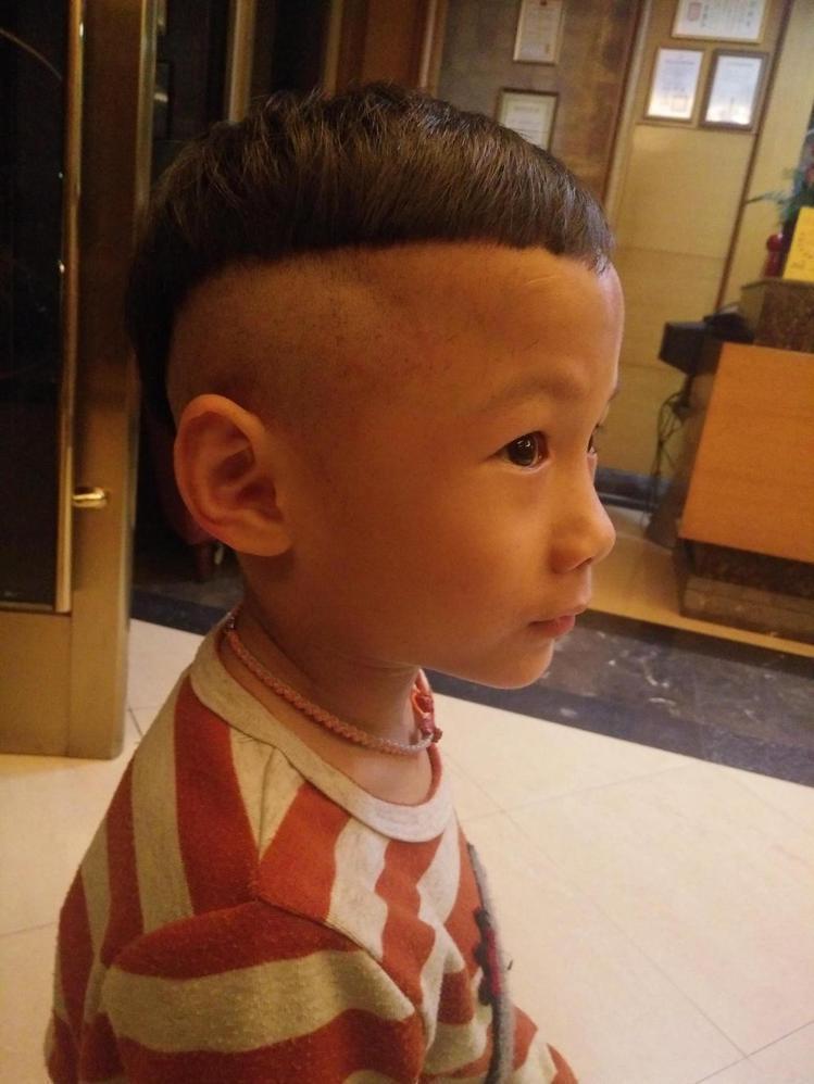 髮型創作/颺 HAIR ART. - 辛巴 。圖/HairMap美髮地圖提供