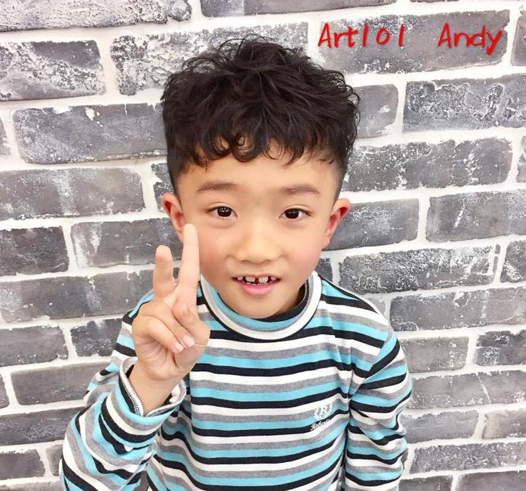 髮型創作/ART 101 Hair Salon立達店 - Andy。圖/Hair...