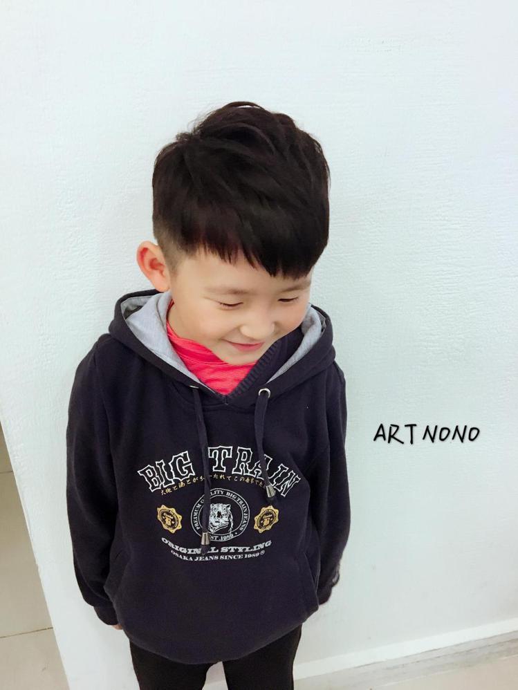 髮型創作/ ART 101 Hair Salon 新竹中央店 - NONO。圖/...