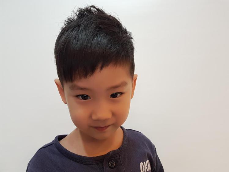 髮型創作/諾亞藝術造型 四維店 - Chris Lung 。圖/HairMap美...