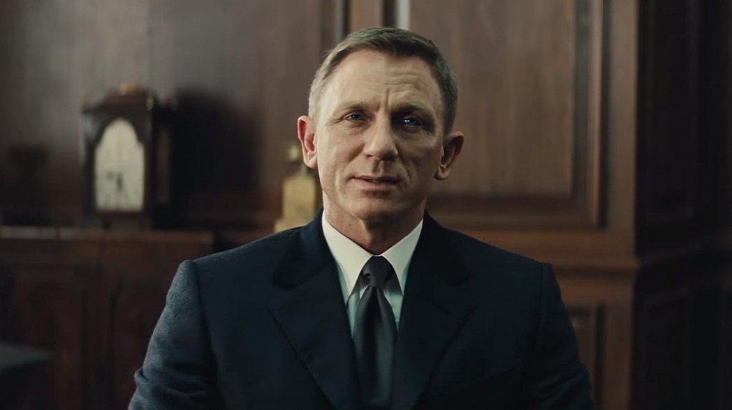 007製作公司仍強力爭取丹尼爾克雷格回來主演新續集。圖/摘自imdb