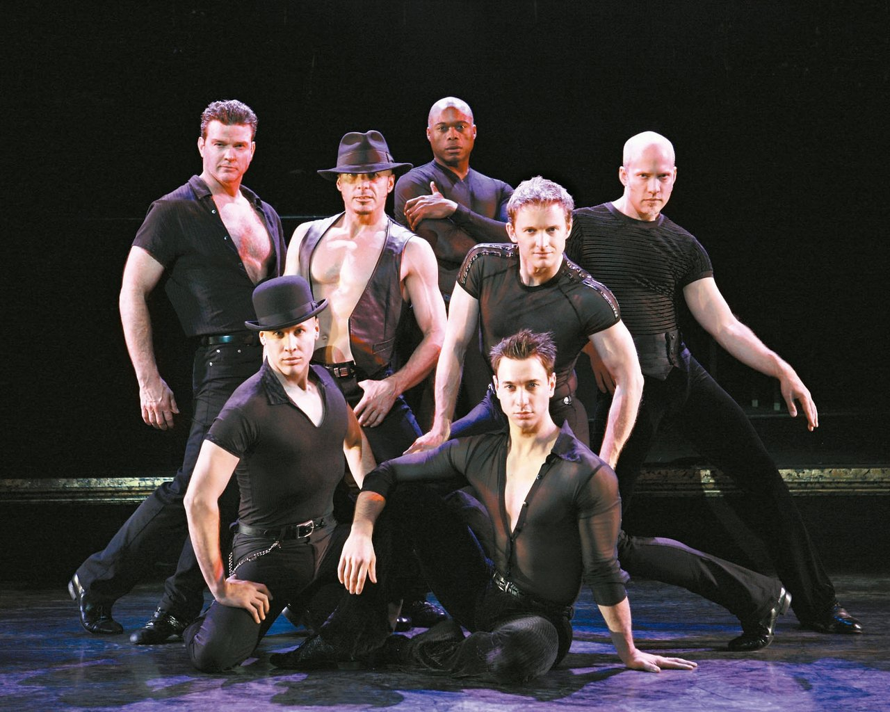 百老匯經典音樂劇「芝加哥」八月將來台演出。 圖/主辦單位聯合數位文創提供