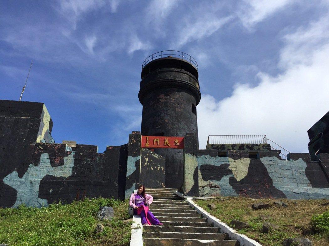 高家三代 守護烏坵燈塔逾百年