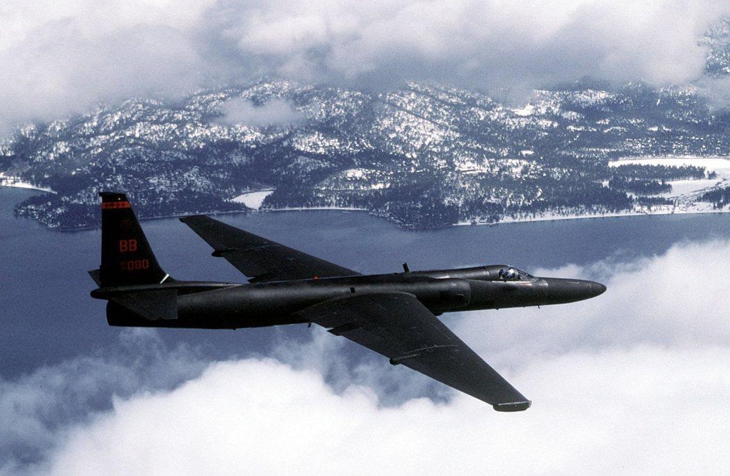U-2S偵察機。 圖/美國海軍檔案照
