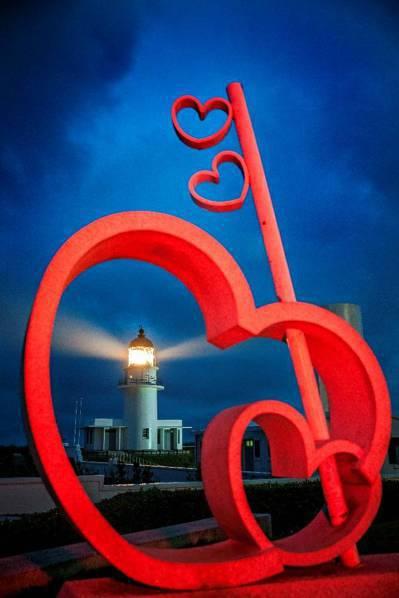 三貂角燈塔。 圖/航港局提供