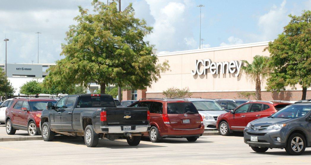 緊鄰JCPenney的凱蒂亞洲城,落成後將加速該地段的經濟成長。