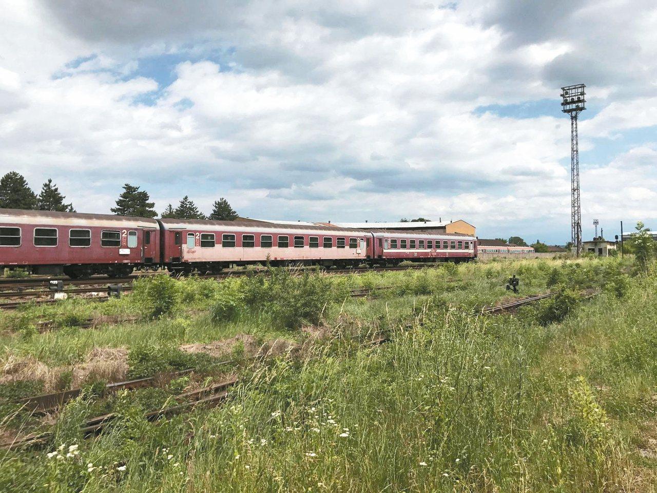 錫比烏鐵道。 圖/陳思宏提供