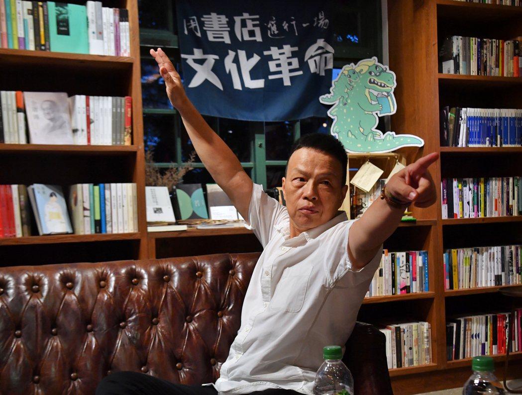 導演王小棣(圖)22日晚間在台北出席「媒觀講堂-國片真的沒市場嗎?從製作端談國片