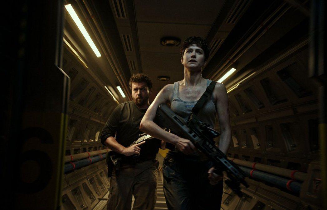 「異形:聖約」反應差,危及系列的未來。圖/摘自imdb