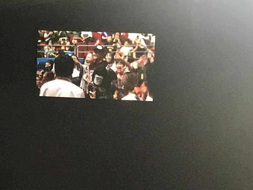 何潤東和老婆到場欣賞獅子合唱團演唱會。記者梅衍儂/攝影
