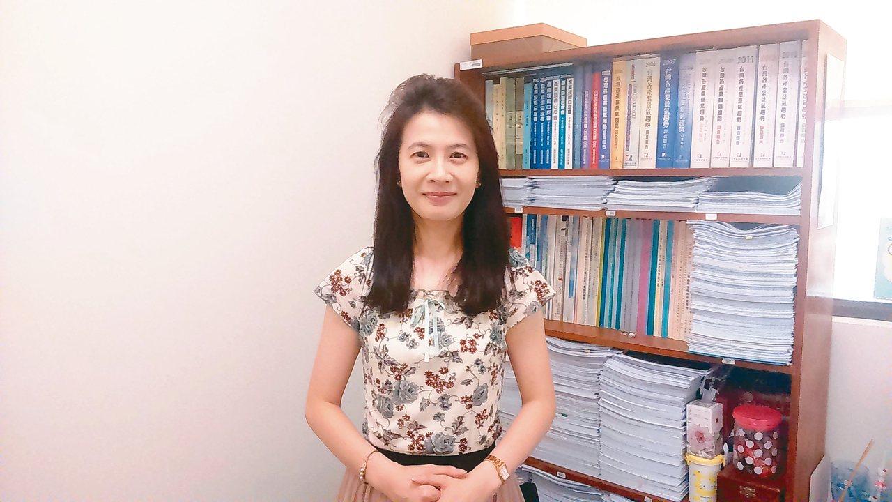 台灣經濟研究院副研究員 劉佩真