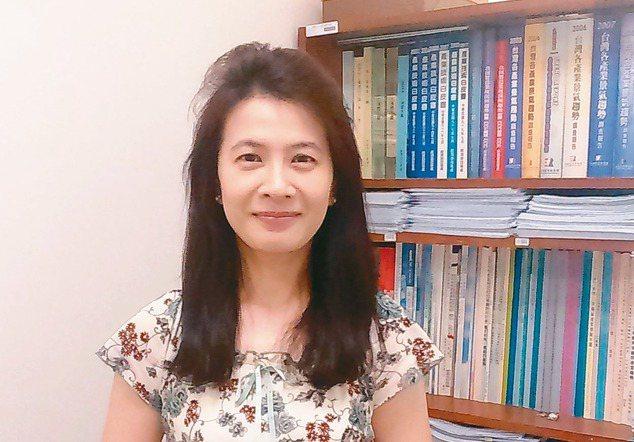 台灣經濟研究院副研究員劉佩真。 圖/劉佩真提供