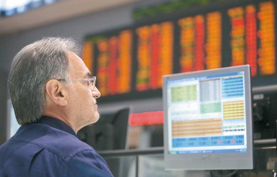 基金經理人看好新興市場表現。圖為巴西股市。 圖/報系資料照