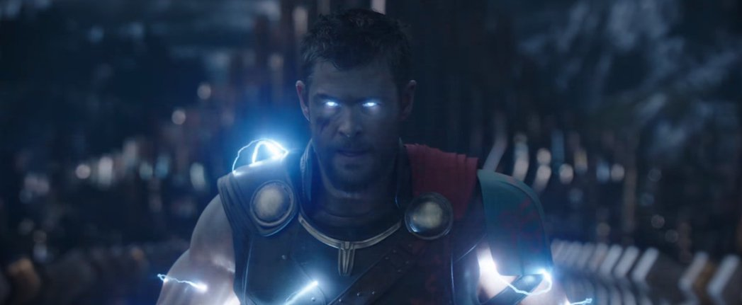 「雷神索爾3:諸神黃昏」。圖/翻攝自Youtube