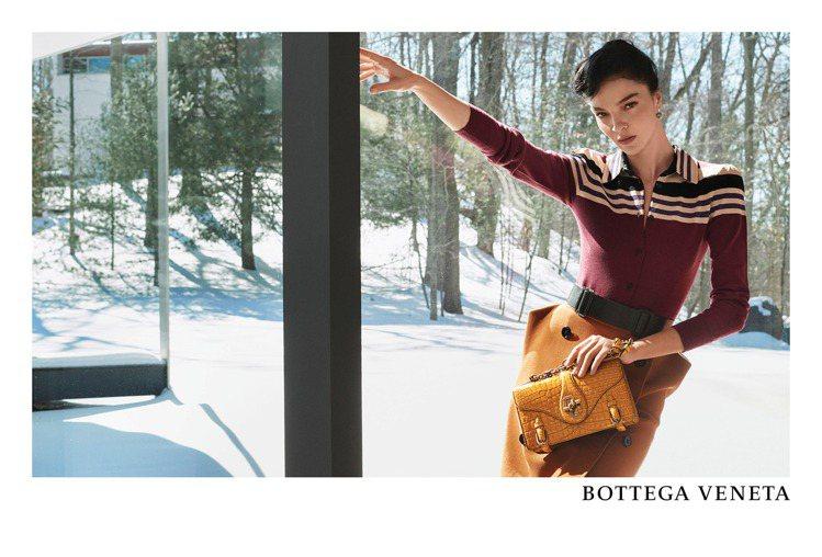 Bottega Veneta秋冬廣告擁有開放式結局。圖/Bottega Vene...