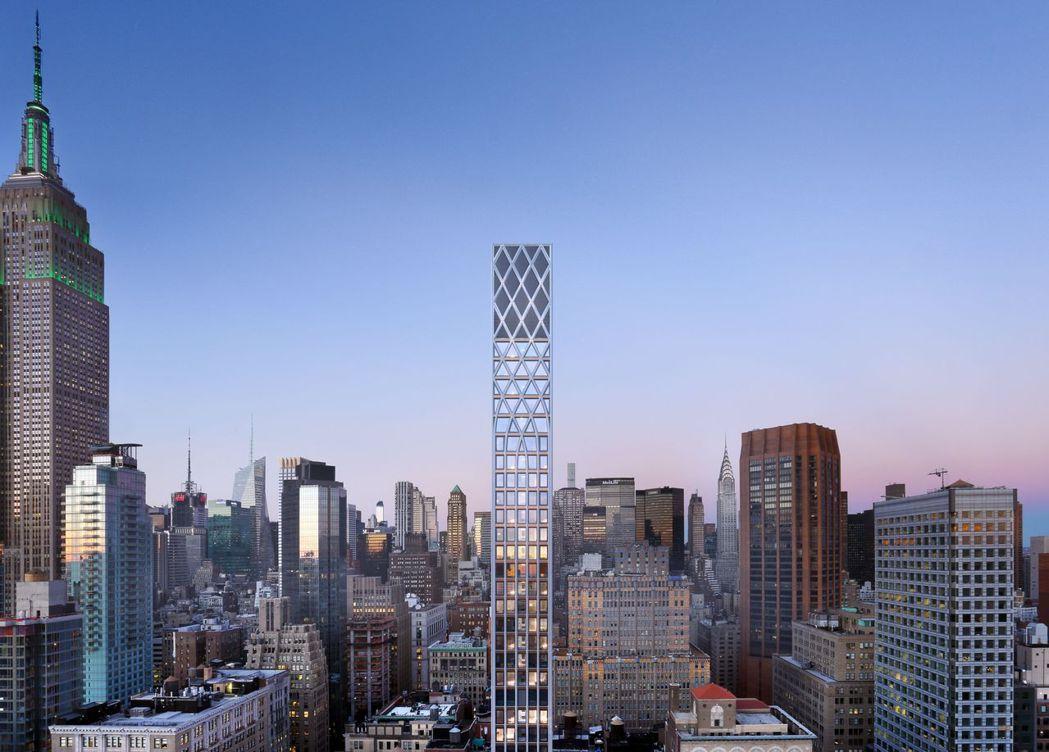 中城區為曼哈頓最繁華,最熱鬧的一個區域 瑞普萊坊/提供