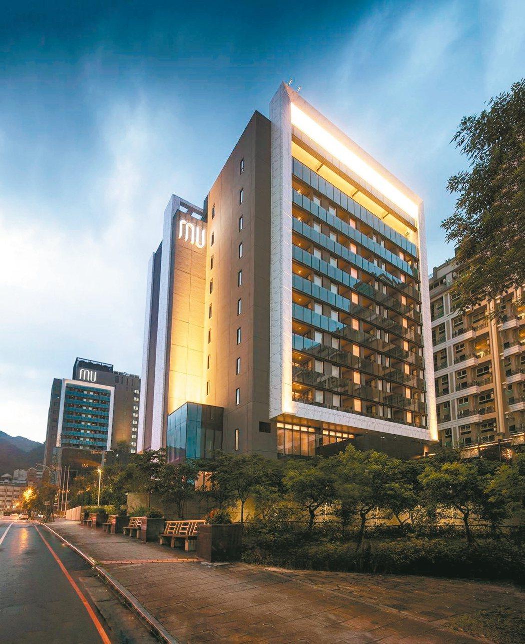 礁溪寒沐酒店為寒舍餐旅的休閒度假型酒店。 礁溪寒沐酒店/提供