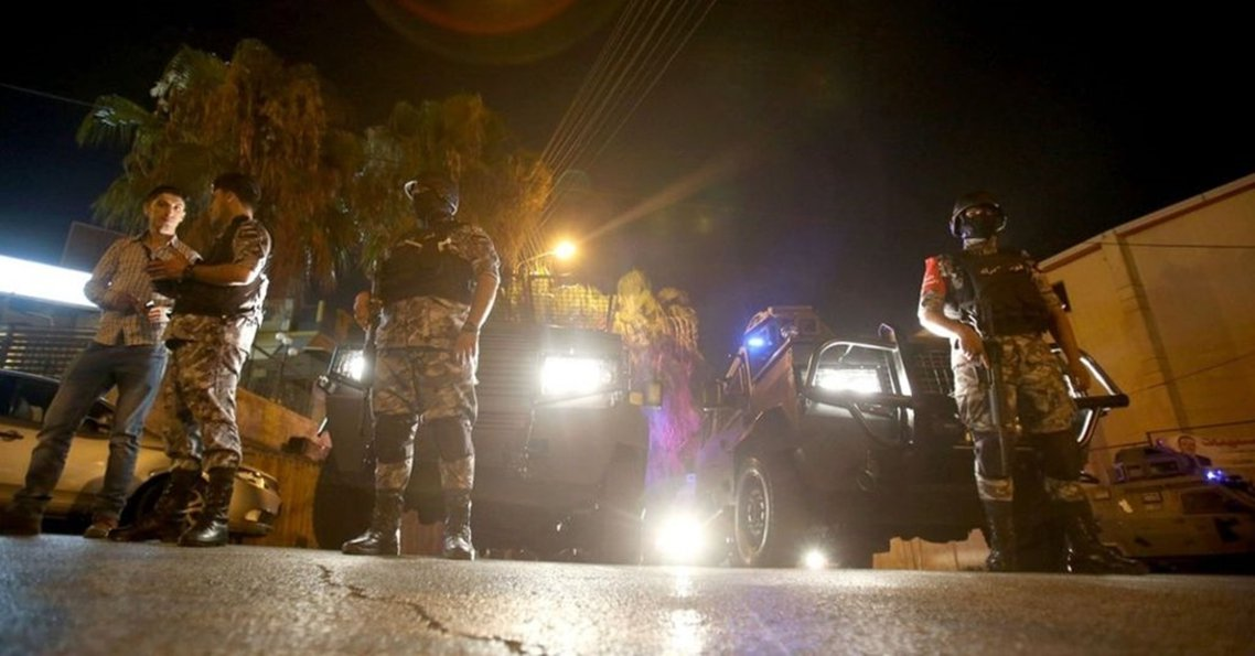 誰殺了誰?扣留使節團,以色列駐約旦大使館遇襲的外交羅生門 圖/法新社