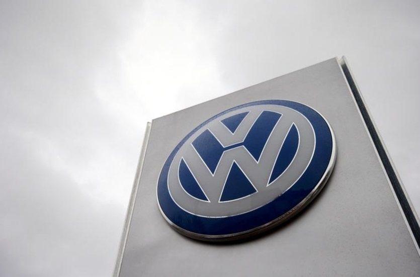 VW集團在今年上半年的銷售成長率為0.8%。 摘自Reuters