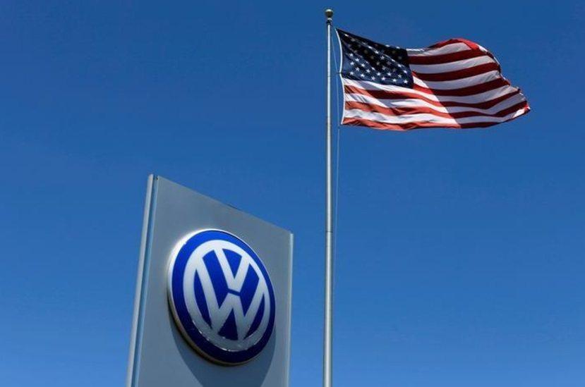 VW集團今年上半年在美國的成長率為7.2%。 摘自Reuters