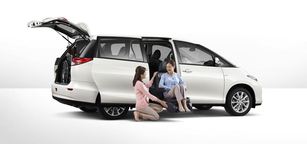 車子如果設計有電動上下車的座椅,就可以幫助老人家或身心障礙人士獨立行動或是外出。...