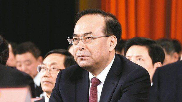 原被視為未來接班人的孫政才涉嫌嚴重違紀,中共中央決定對其立案審查。 中新社