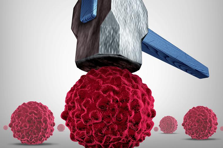 對於許多晚期癌友來說,免疫療法為最後一線希望。 圖/ingimage