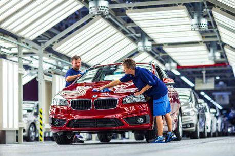 BMW投資兩億 更新萊比錫工廠