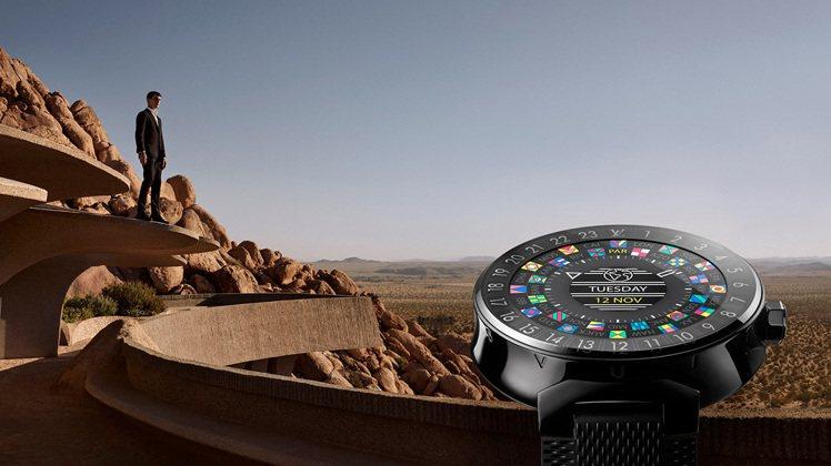 路易威登Tambour Horizon智能錶的出現,代表了這並非運動偵測裝置,而...