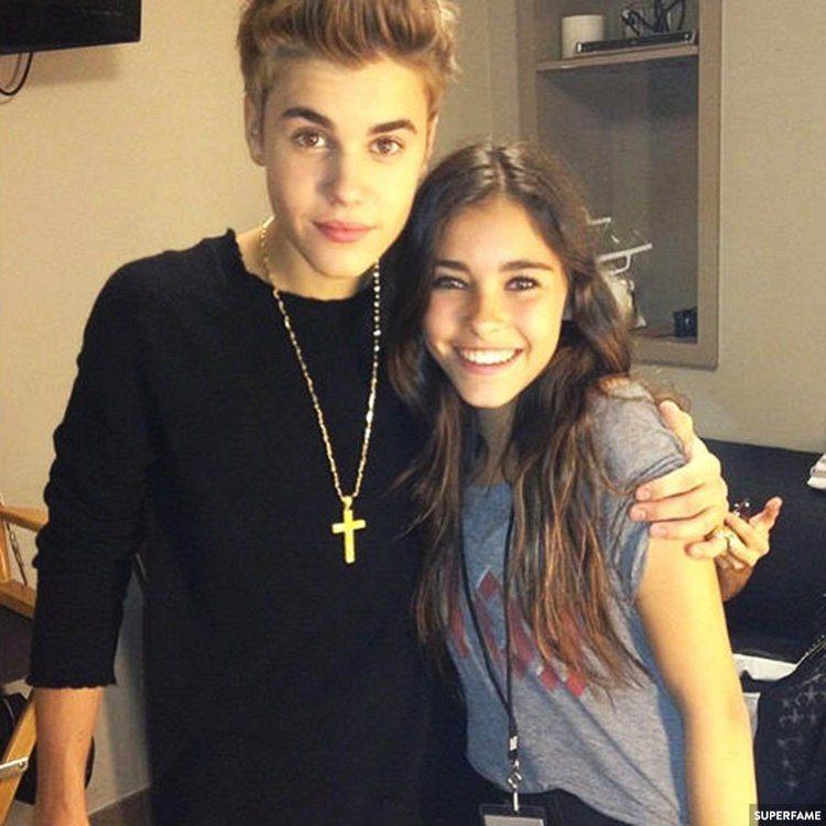 麥迪森13歲被小賈斯汀(Justin Bieber)發掘後簽約出道。圖/擷自in...