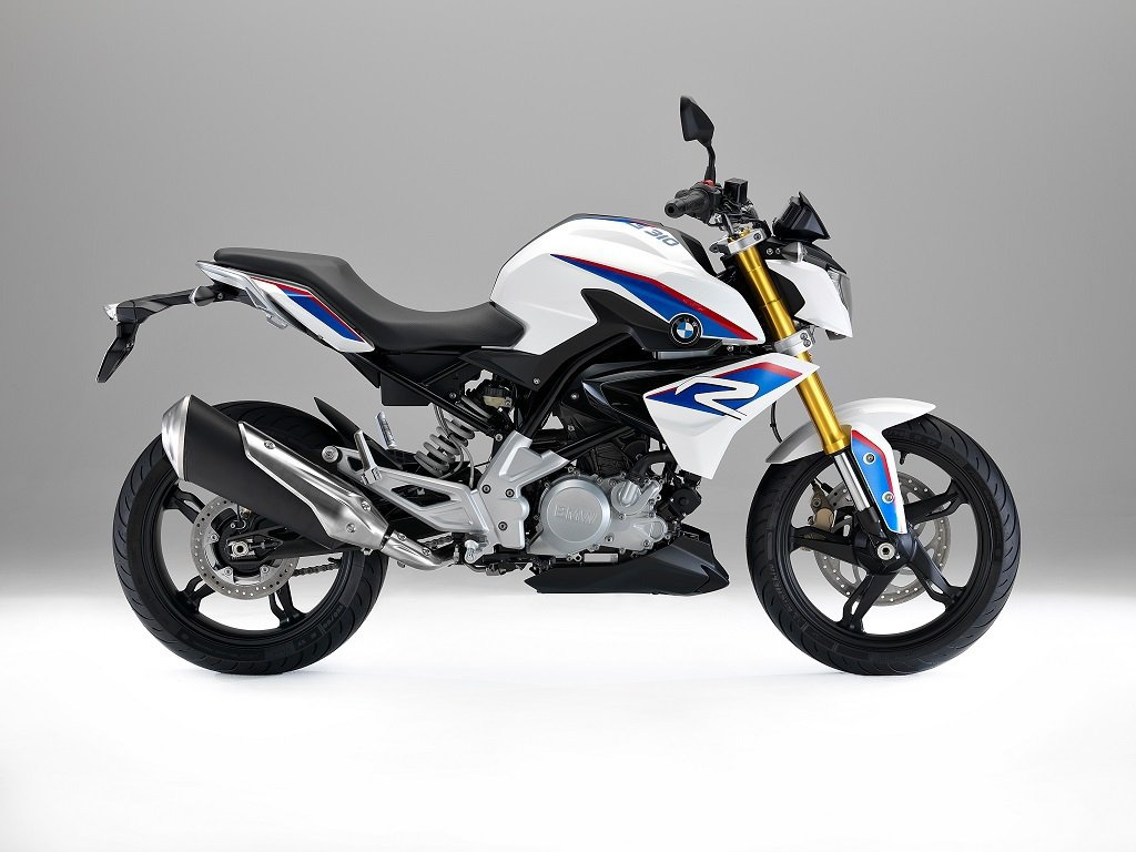 BMW G 310R。圖/BMW Motorrad提供