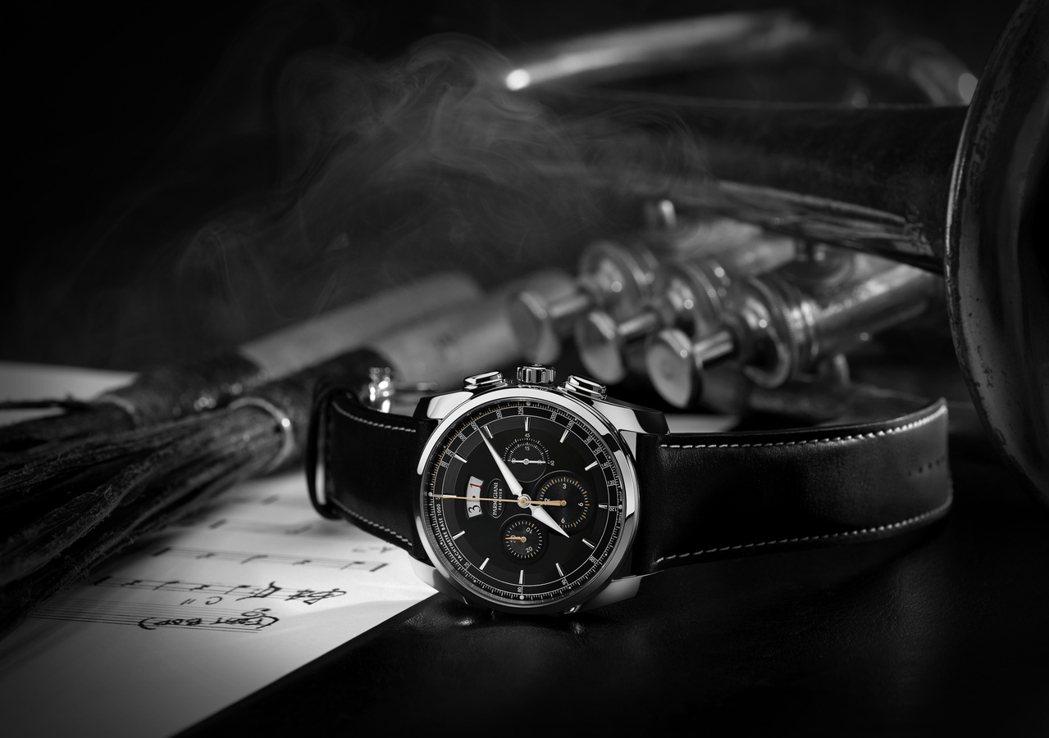 TONDA MÉTROGRAPHE MJF特別款腕表,40毫米精鋼表殼與自動上鍊...