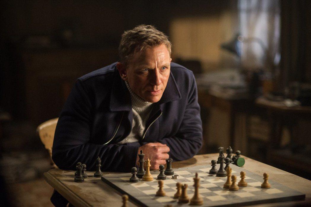 丹尼爾克雷格被指仍將主演新的龐德續集,後年11月上映。圖/摘自imdb