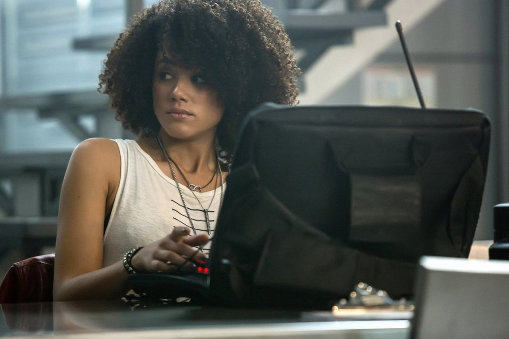 娜塔莉伊曼紐在「玩命關頭」系列飾演電腦駭客,頗受台灣觀眾歡迎。圖/摘自imdb